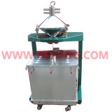 Alta qualidade Powder Sieving Machine para Powder Coating Booth