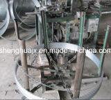 Máquina vendedora caliente del alambre de púas de la maquinilla de afeitar de nueve tiras