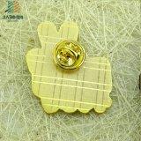 Distintivo Custom Designed diretto del metallo di promozione della fabbrica