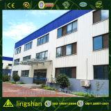 Helles Stahlkonstruktion-Gebäude für den Verkauf hergestellt in China