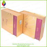 Het uitstekende Gouden Vakje van de Gift van het Document van het Parfum van de Druk Verpakkende