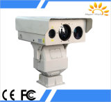 La cámara de imagen térmica Multi Sensor Dual Channel