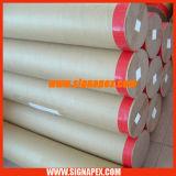 高品質によって薄板にされる屈曲PVC Frontlit Sf550 500d*500d 9*9 440GSM