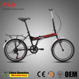 Preiswertes 7speed 20inch Rad-erwachsenes Aluminiumlegierung-faltendes Fahrrad