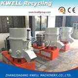 Compressor da película dos PP do PE/máquina de aglomeração/película plástica Agglomerator do desperdício