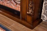 Effekt-Heizungs-elektrischer Kamin der antiken Möbel-LED der Flamme-3D (331B)