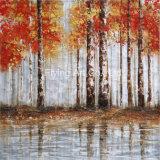 Pittura a olio per il mestiere decorativo