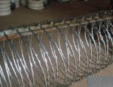 Rete fissa del filo del rasoio saldata filo del rasoio Bto-22