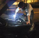 Scheinwerfer des justierbare Sicherheits-warnender Taschenlampen-Röhrenblitz-LED mit Ausdehnungs-Brücken