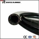 Boyau en caoutchouc noir d'industrie de surface lisse pour l'air