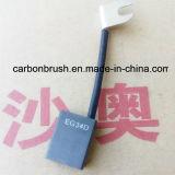 Cercando la spazzola di carbone della grafite PER ESEMPIO 34D usata per i motori