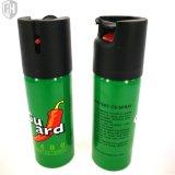 la police de jet d'émeute du spray au poivre 60ml pulvérise le jet de gaz lacrymogène
