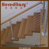 Asta della ringhiera laterale dell'acciaio inossidabile del supporto per il balcone (SJ-H1204)