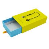 Коробка ящика роскошного наушника упаковывая бумажная