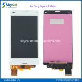 Digitizador de la pantalla táctil de la visualización del LCD para Sony Xperia Z3 mini