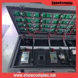 Indicador de diodo emissor de luz aberto de /Front do serviço P8 dianteiro ao ar livre