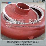 Parti bagnate di alta qualità della pompa resistente all'acido dei residui