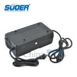 Suoer portátil 60V 80A vehículo eléctrico cargador de batería (SON-6080D)