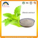 Extracto orgánico de la hoja del Stevia del dulcificante natural con Rebaudiosidea