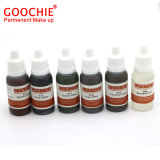 Goochieのパーマは眉毛の入れ墨の顔料キットを構成する