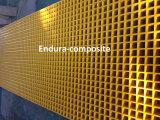 Pisadas de la reja/de escalera de FRP/productos moldeados de Grating/FRP