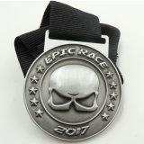 Médaille chaude de natation en métal du constructeur 3D de Guangdong Chine de vente