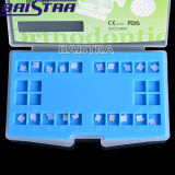 Fente 5X5 neuve. 022 crochets 3-4-5 supports en céramique orthodontiques dentaires