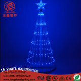 LED屋外の装飾のための多色刷り120V 12Vの螺線形のクリスマスツリーライト
