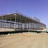 Gruppo di lavoro costruito fabbrica Pre-Fatto della struttura d'acciaio in Samoa