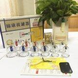 Оборудование терапией массажа высокого качества китайское придавая форму чашки Hke-12