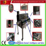 Solvant de découpage des filets d'os de poissons de machine d'ouverture de ventre de poissons de coupeur de poissons de machine de poissons chauds de vente