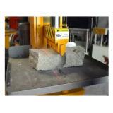 Máquina que parte de piedra del máquina que parte/de mármol del granito
