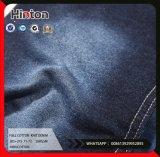 tela de confeção de malhas da sarja de Nimes de 100%Cotton 260GSM para a camisa