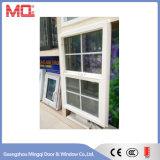Doble Ventana Colgante. Diseño de ventanas de PVC estilo americano