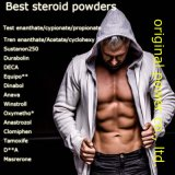 GMP (10iu/vial)를 가진 근육 성장을%s 높은 순수성 Gh 176-191