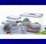 混戦のプラスチック空気堅い容器の鋳造物