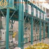 小麦粉の製造所10-100t/24hはフルオートマチックラインを完了する