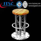 표준 똑바른 클럽 의자 Truss 테이블