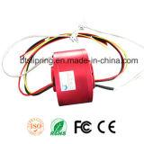 ISO/Ce/FCC/RoHS 50mmの内部の穴の電気直通の穴のスリップリング