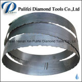 Stalk strips Marble Stone link Saw Blade for Marble Sheet Cutting machine