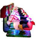حارّة عمليّة بيع يترجّح جدي يركب كهربائيّة أطفال لعب أرجوحة آلة [3د] حصان حجر السّامة [2د] [3د] شاشة أطفال حصان حجر السّامة ذهبيّة