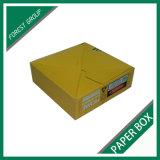Boîte en carton personnalisée de couleur de lustre