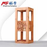 Chinese Caso de madeira original decorativo caraterístico do vinho