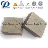 Pulifei 1600mm Segment van de Diamant van het Graniet van de Werktuigmachine van de Snijder van het Segment