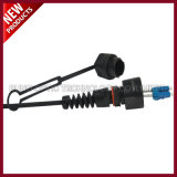 ODVA LC para LC Armored Duplex Single Mode Outdoor Fiber Optic Cable Assembly