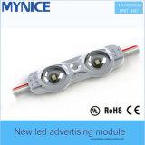 보장 3year 높은 광도 LED 모듈 SMD2835 IP67 DC12V 1W 모듈
