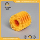 Элемент фильтра для масла запасных частей для Тойота (04152-31090)