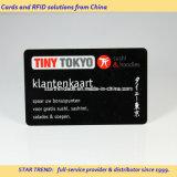 Cartão de Desconto de PVC com Faixa Magnética (ISO 7811) para Restaurante