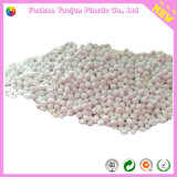 Masterbatch branco para matérias-primas plásticas