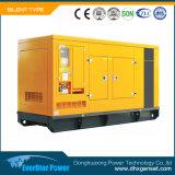 Дизель производства электроэнергии производя установленный малошумный звукоизоляционный молчком генератор
